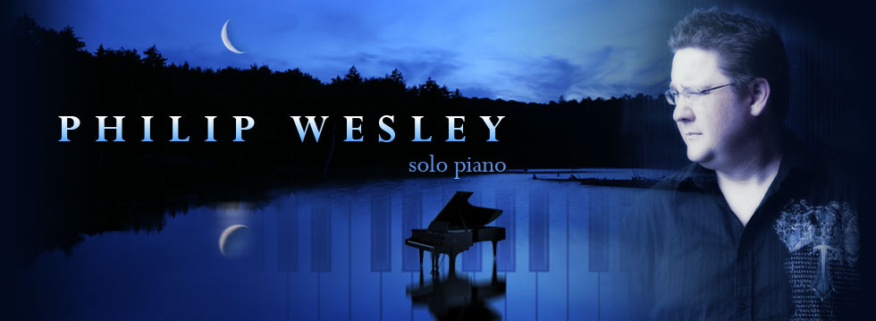 philip wesley - solo piano music